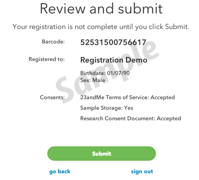 confirm email sample
